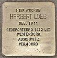 Stolperstein für Herbert Loeb (Leiden).jpg