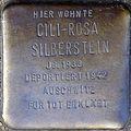Stolperstein for Cili-Rosa Silberstein (Kartäuserhof 13)