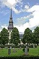 Stora Tuna kyrka med kyrkogård.jpg