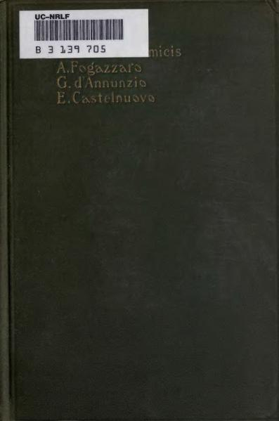 File:Stories by Foreign Authors (Italian).djvu
