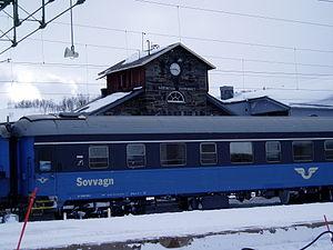 Storlien Station - Image: Storliens station