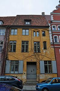Stralsund, Fährstraße 31 (2012-03-11), by Klugschnacker in Wikipedia.jpg