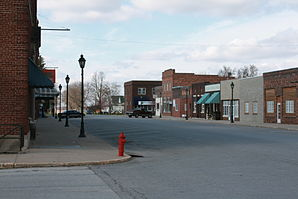 Stratford town center