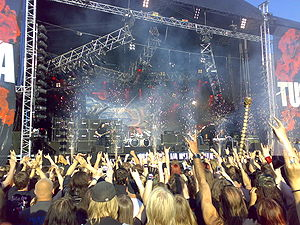Tuska Open Air Metal Festival - Stratovarius in 2007