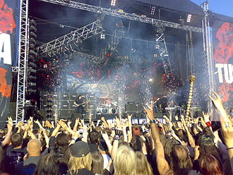 Tuska Open Air Metal Festival - Stratovarius in 2007
