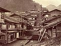 Street in Japan. Before 1902.jpg