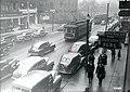 Streetcars on Boylston Street, 1937.jpg
