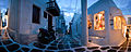 Streets of the Town of Chora (panoramic view). Mykonos island, Cyclades, Agean Sea, Greece.jpg