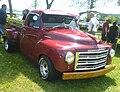 Studebaker 2R series truck (Ottawa British Car Show '10).jpg