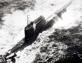 Hotel-class submarine nuclear-powered ballistic missile submarine class