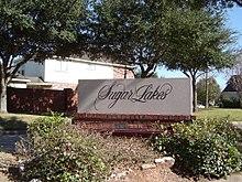 Sugar Land Texas Wikipedia