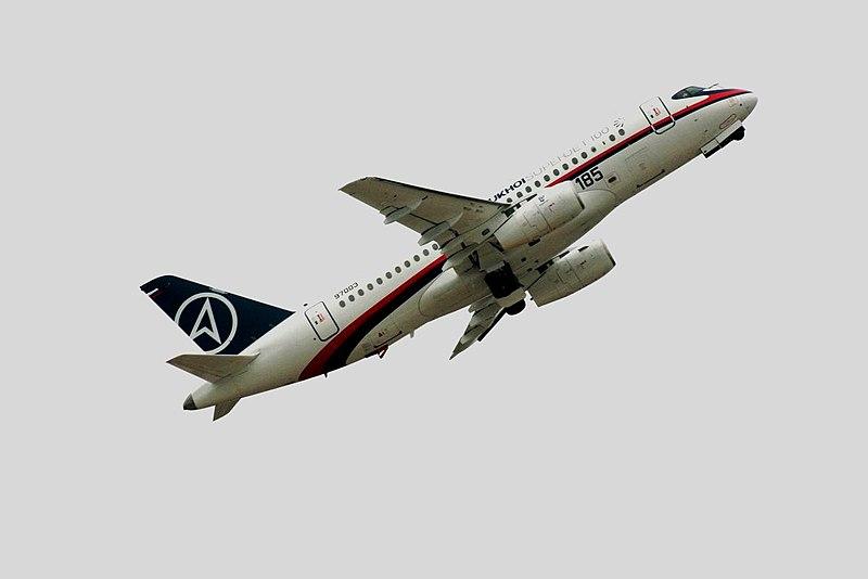 File:Sukhoi Superjet 100.jpg