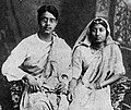 Sukumar Ray and his wife.jpg