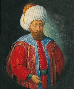 Sultan Gazi Yıldırım Bayezid Han - السلطان الغازي يلدرم بايزيد خان.jpg