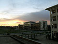 Sunset at Center for National Defence Education, Vietnam.jpg