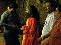Swami Chidanand Saraswati, head of Parmarth Niketan, Muni Ki Reti, Rishikesh.jpg