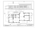 Swartout House, 414 Sheridan Road, Waukegan, Lake County, IL HABS ILL,49-WAUK,1- (sheet 1 of 4).png