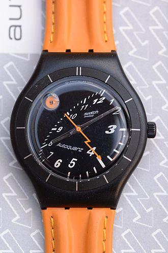Swatch - Swatch Swiss Autoquarz, 1998