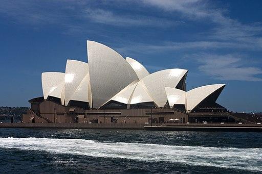 Sydney Opera House- 2006