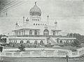 Syuhada Mosque Yogyakarta, Kota Jogjakarta 200 Tahun, plate before page 81.jpg