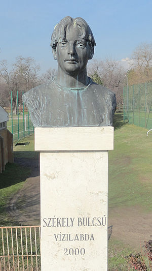 Bulcsú Székely - Image: Szekely Bulcsú