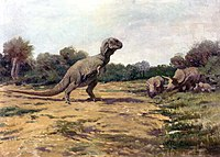 T. rex old posture.jpg