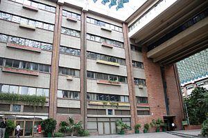 The Energy and Resources Institute - TERI Headquarters at the India Habitat Centre (IHC), Lodhi Road, New Delhi