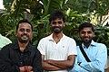TItto Datta , Ananth, Lokesh Kunchandkka at TTT 2018.jpg