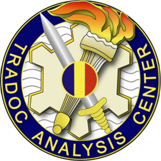 United States Army Training and Doctrine Command Analysis Center