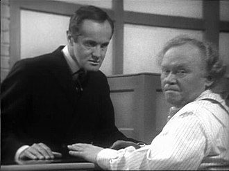 Charlie Drake - Drake acting alongside Henry McGee in The Worker
