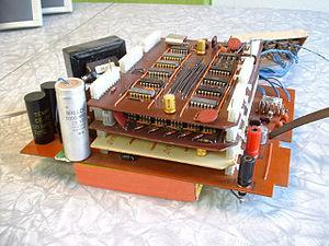 TV Typewriter - Hobbyist built TV Typewriter