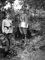 Tableau, soldier, uniform Fortepan 11666.jpg