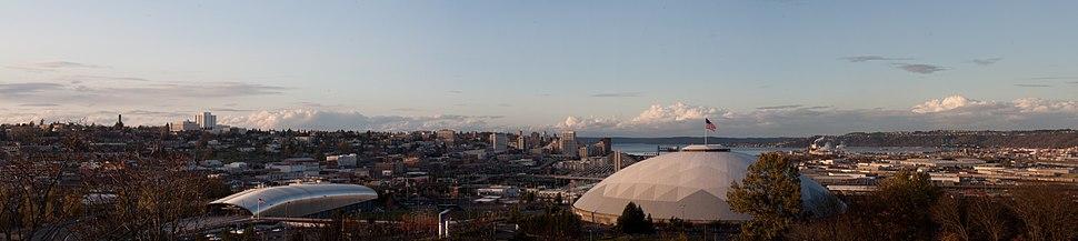 Tacoma-Panorama