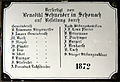 Tafel der Kirchturmuhr aus Ehrenstetten im Rathaus von Ehrenkirchen.jpg