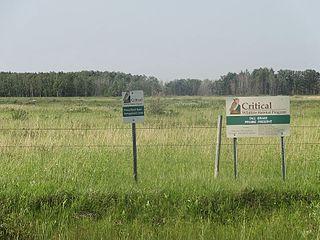 Manitoba Tall Grass Prairie Preserve