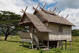 bajau cultural house