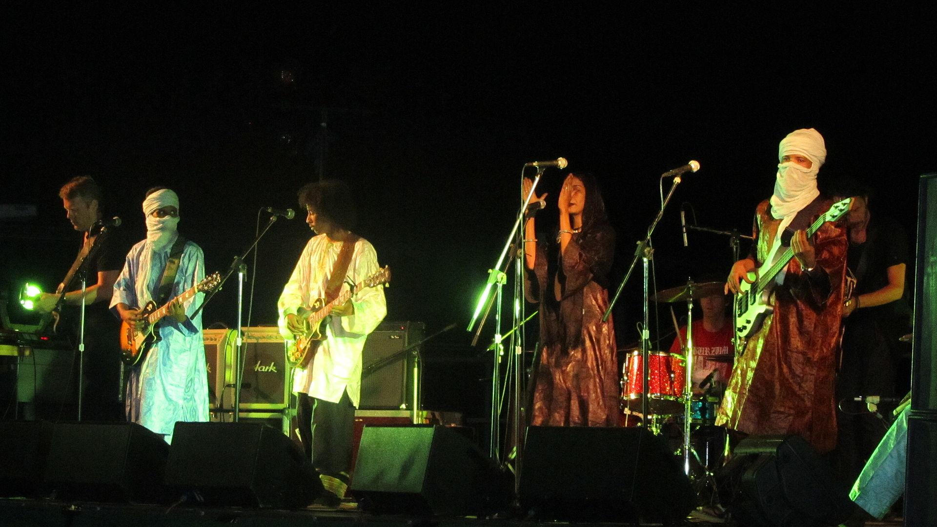 Tamikrest in concert-Italy 2010.JPG