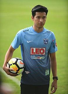 Tanaboon Kesarat Thai footballer