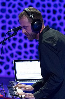 Ulrich Schnauss German musician
