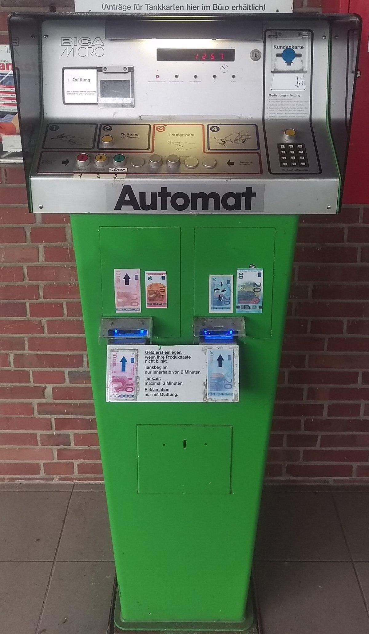 Tankautomat
