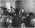 Taos County, New Mexico. Hot lunch at Chamisal School - NARA - 521843.tif