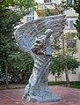 Taras Shevchenko Monument, Baku.jpg