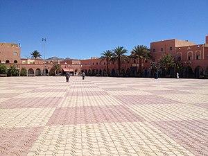 Tata, Morocco - Image: Tata Morocco Main Square