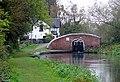 Tatenhill Bridge and Lock, near Branston, Staffordshire - geograph.org.uk - 1556477.jpg