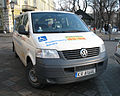 Taxi VW T5 TDI in Kraków (1).jpg