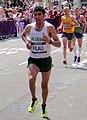 Tayeb Filali (Algeria) - London 2012 Mens Marathon.jpg