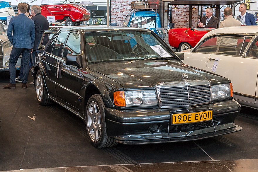 Mercedes-Benz W201 - The Reader Wiki, Reader View of Wikipedia