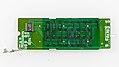 Television remote control - unbranded - PCB keyboard side-91536.jpg