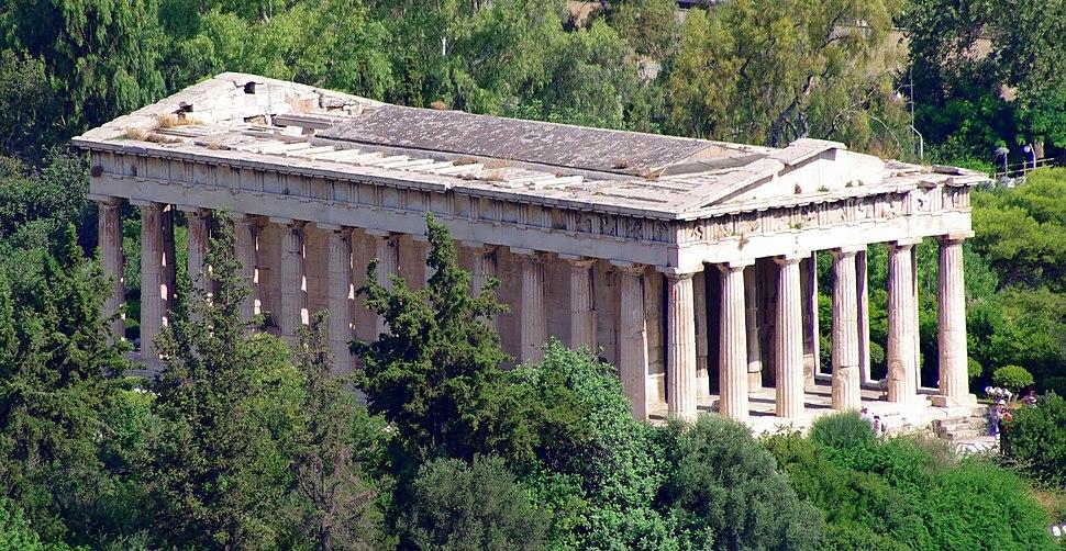 Temple of Hephaestus - panoramio (1)