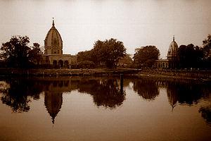 Darbhanga - Shyama Temple in Darbhanga